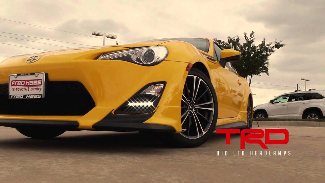 2015 Scion FR S TRD Edition