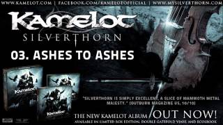 """KAMELOT Silverthorn Album Listening - 03 """"Ashes to Ashes"""""""