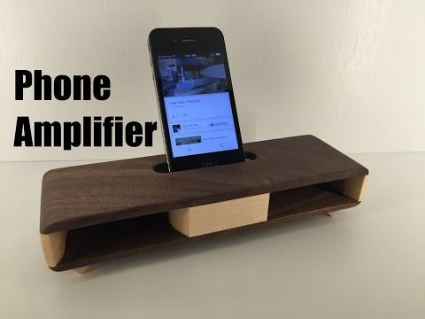 Phone Amplifier