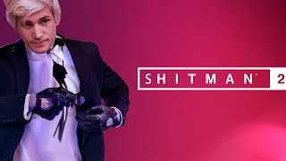 THE MALD ASSASSIN!  xQc Plays HITMAN 2 | Full Playthrough with Chat!