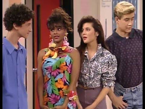 "Download ""Lost Episode"" of Saved by the Bell  Promo"