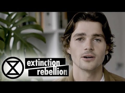"""""""Join Us, the Time to Act is Now"""" Jack Harries 