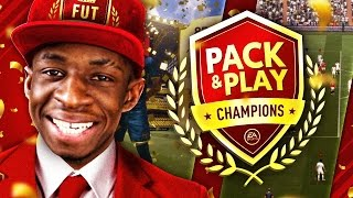 PACK + PLAY FUTCHAMPS!!!