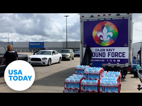 Hurricane Ida response: Cajun Navy volunteers help in Louisiana   USA TODAY