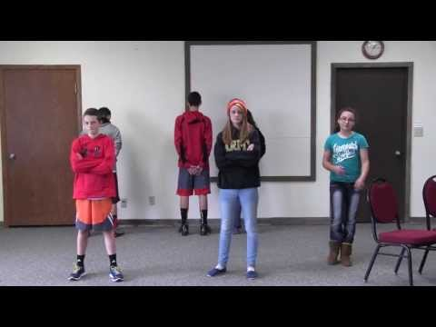 Make Your Move - Potosi Middle School Character Company