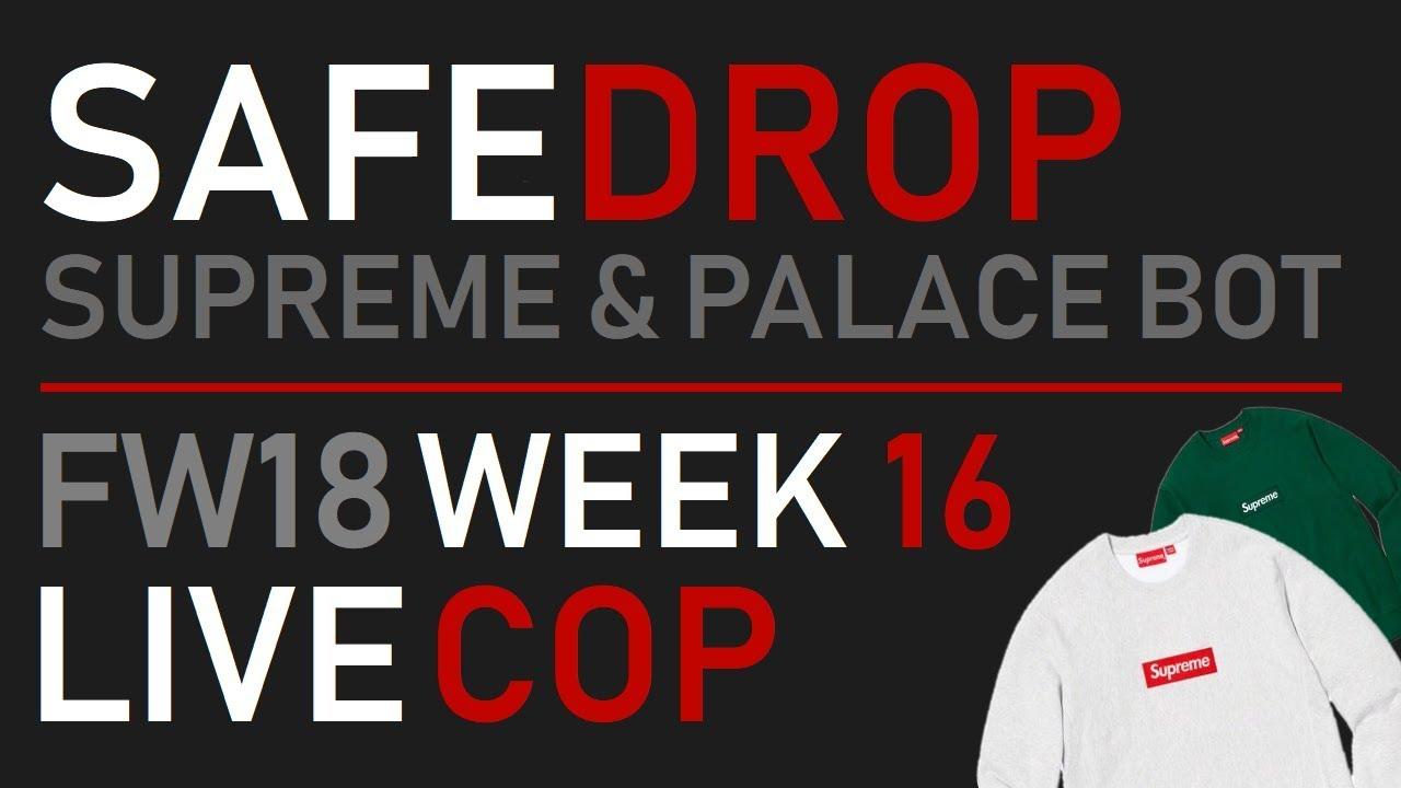 447bdd6d0 SafeDrop | The Best Supreme and Palace Bot | $49.99