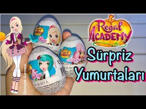 Regal Akademi Sürpriz Yumurta Açılımı