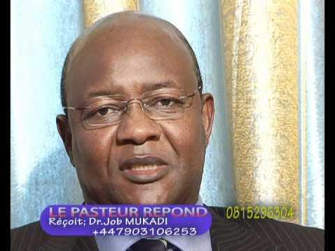 Download Dr. Job Mukadi - Le Pasteur Respond - 3 (2010)