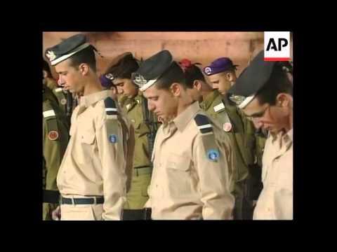 Israel marks its 54th anniversary