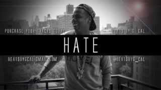 "Jay-z / Fabolous Type Beat ""Hate"" [Prod. by G. Cal]"