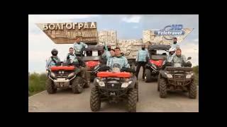 Использование экспедиционных канистр Экстрим от CFMOTO