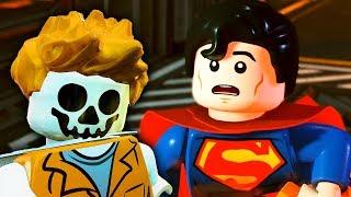 NAJZABAWNIEJSZY SUPER PRZESTĘPCA W HISTORII!  -  LEGO DC Super Villains PL #1