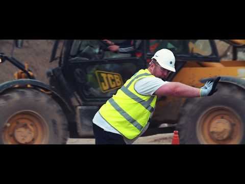 Working Safely with Vehicles - Construction Safety Week 2018