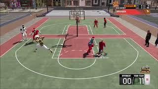 NBA 2K19 NADE TNB AND YANKEE TNB VS X I KNO BEST 2v2 DUOS (GAME 3)