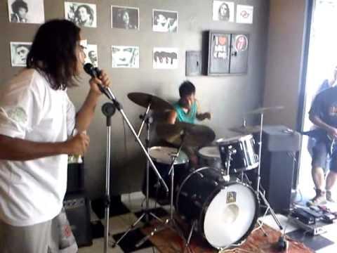 Banda Secoides Cover de Johnny - Garotos Podres