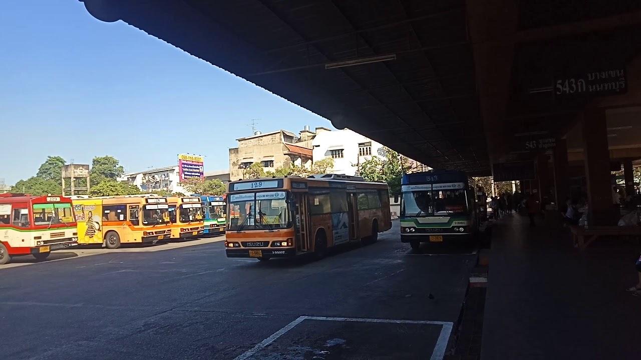 [BMTA] Isuzu LV223S Bus Line 129 1-55107 (ปัจจุบันคันนี้ย้ายไปสาย91)