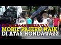Gambar cover VIDEO Detik-detik Kecelakaan Beruntun 4 Mobil di Ringroad, Mobil Pajero Naik di Atas Honda Jazz