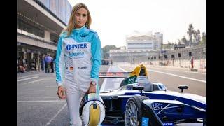 カルメン・ホルダ 「フォーミュラEは女性ドライバーに適している」