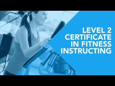 CMS Fitness Courses   Level 2 Certificate in Fitness Instruc