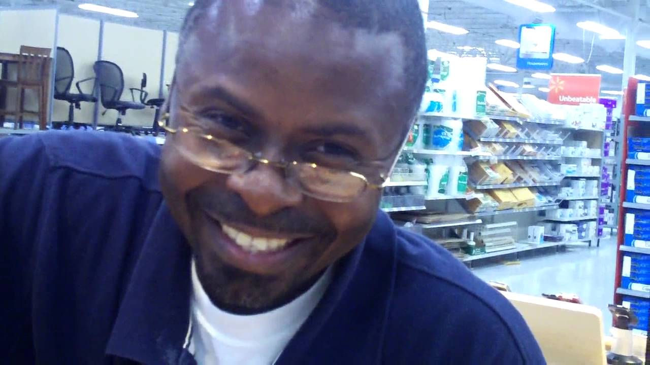black guy smiling with glasses youtube