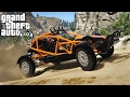 INSANE OFF-ROAD BUGGY! Ariel Nomad 4x4 Off-Roading, Mudding, & Hill Climbing! (GTA 5 PC Mods)