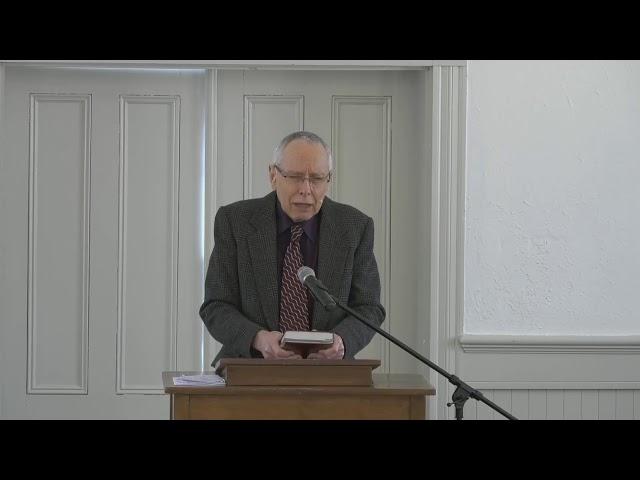 Caledonia Congregational Church Live Stream - March 21, 2021
