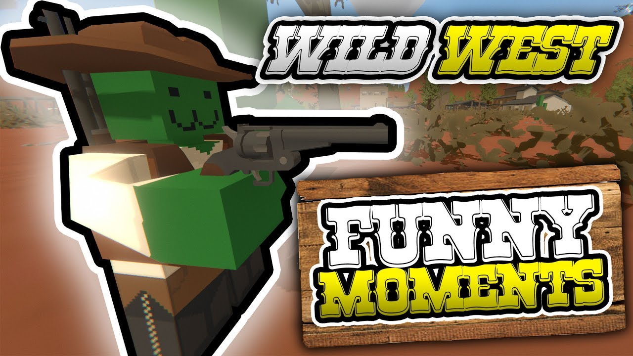 Unturned wild west funny moments mechanical horses youtube - Wild west funny ...
