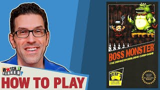 boss Monster - How To Play
