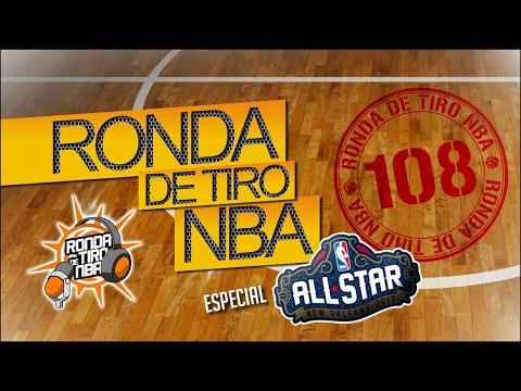 RONDA DE TIRO NBA 108 - ESPECIAL ALL STAR...