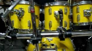 Cb Percussion Yellow