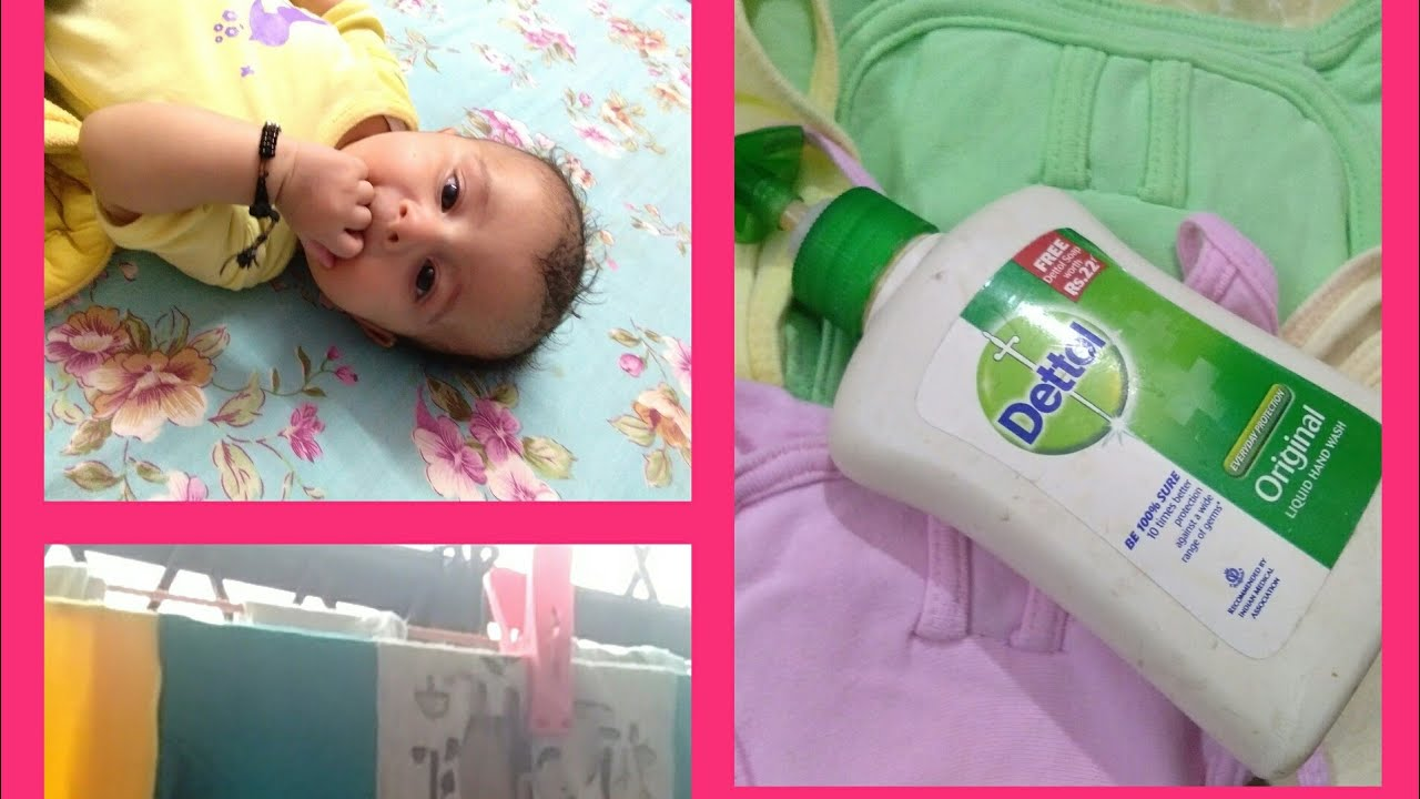 Poop Stains Removing Method Baby Clothes Stain Proof Washing How To