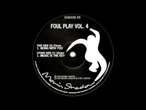 Foul Play feat. Denise Gordon - Music is the Key (HQ)