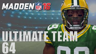 Madden 16 Ultimate Team - Signature Pack Bundle Ep.64
