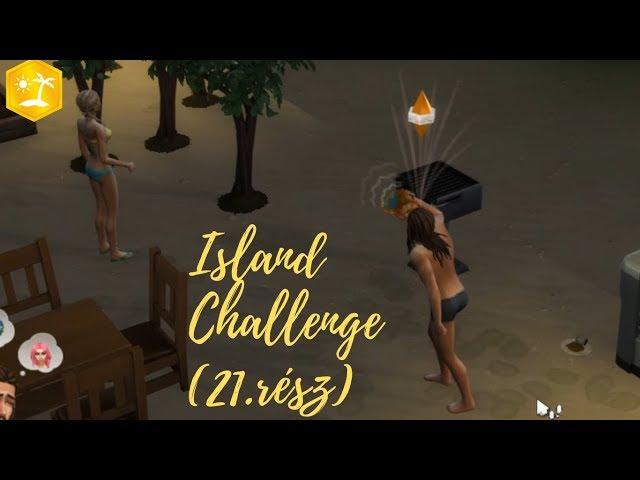 Island Challenge (21.rész)🥑Közel a vég..🍉 /Island Living /The sims 4
