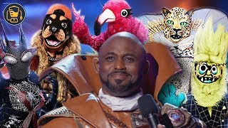 Every Masked Singer Reveal (Season 2)