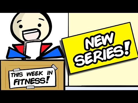 Introducing: This Week In Fitness New Series
