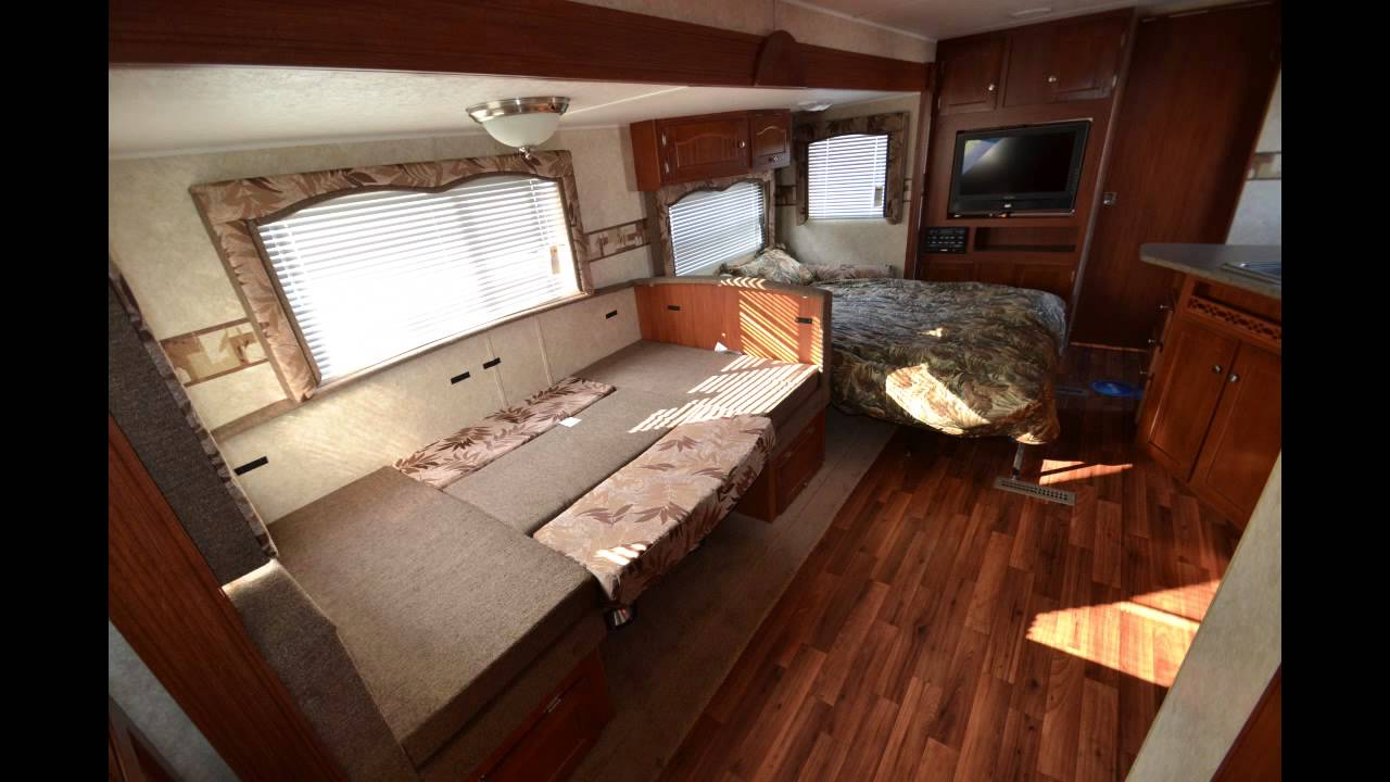 Sunnybrook 298 bunkhouse travel trailer for sale at for Barrington motor sales rv