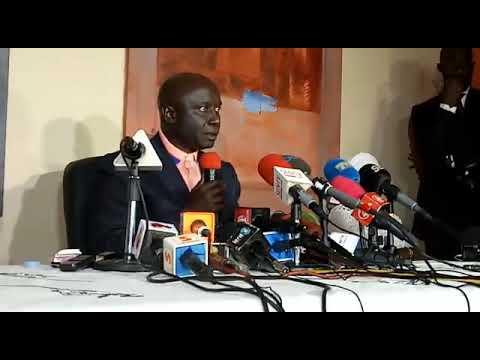 Idrissa Seck parle de la violation de la constitution