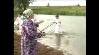 Скачать Народный обряд вызывания дождя в Могилёвской области Белой Руси
