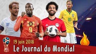 Coupe du Monde 2018 : le Journal du Mondial