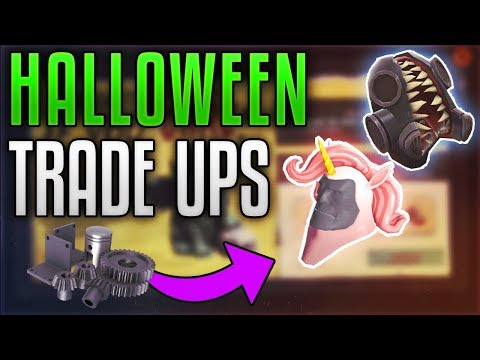 [TF2] HALLOWEEN EXCLUSIVE TRADE UP CONTRACTS?! *Awesome Items*