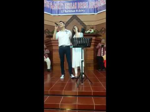 Kita So Janji Pa Tuhan - Asmirandah & Jonas Rivanno