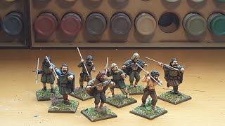 Operation Cupboard Clearout.  dark ages Irish skirmishers