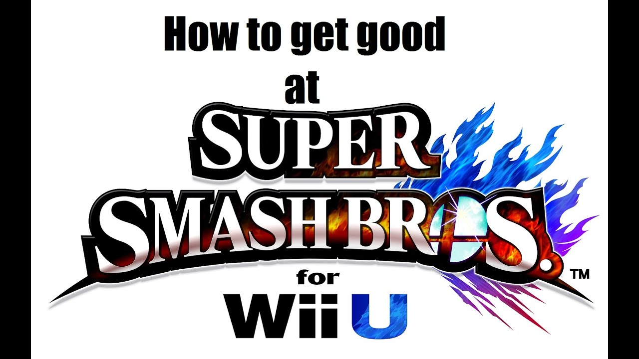 how to get good at super smash bros wii u ds how to get good at super smash bros wii u 3ds