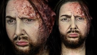 Game of Thrones The Hound SFX & Makeup Tutorial