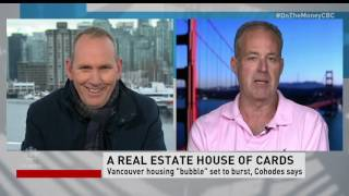 Ex-Wall Street trader predicts Vancouver housing market implosion