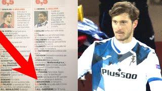 Итальянская пресса УНИЧТОЖИЛА Алексея Миранчука после матча Аталанта Болонья Вот что они написали