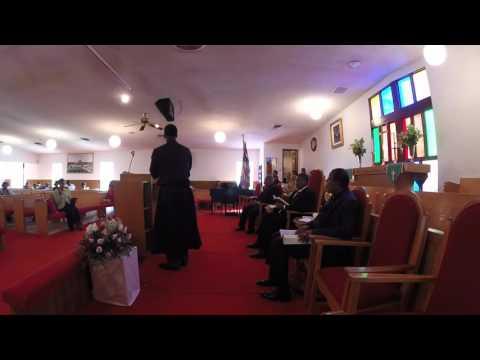 Elder Kourtney woods Video Part 1