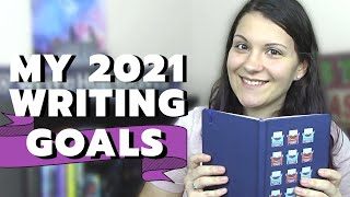2020 Wrap Up + 2021 Writing Goals