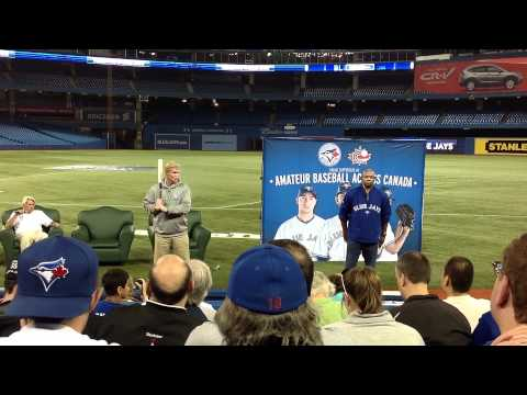 Tabler & Murphy - more on hitting at Jays Coaches Clinic Apr 15, 2012